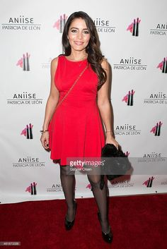 Adriana Fonseca attends the Launch Party For 'Aniise By Patricia de Leon' at Nobu on January 20, 2015 in Los Angeles, California.