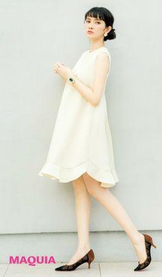 White Dress, Ballet Skirt, Beautiful Women, Female, Lady, Hair Styles, Womens Fashion, Muse, Skirts