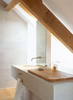 Attic | bathroom | rowden | w.c.