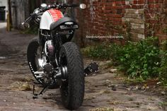 Yamaha Virago XV920 Cafe Racer ~ Return of the Cafe Racers