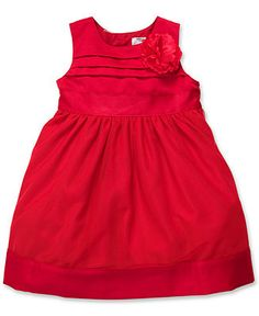 Carter's Baby Dress, Baby Girls Red Dress - Kids Baby Girl (0-24 months) - Macy's