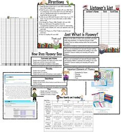 I needed a way to help parents understand the importance of reading fluency so I made fluency folders! Really good info for parents who have children reading above grade level but not comprehending Reading Fluency, Reading Strategies, Teaching Reading, Teaching Tools, Teaching Resources, Reading Books, Teaching Ideas, Children Reading, Reading Activities