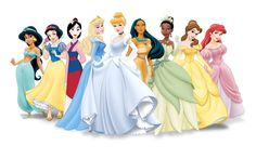 aladdin, snow white, mulan, sleeping beauty, cinderella, pocahontas, princess and the frog, beauty and the beast, the little mermaid