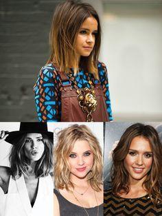 Hairstyles Talk: The LOB VS The EXTRA LONG Hair