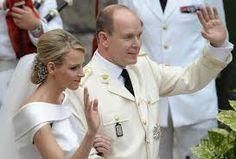 """Résultat de recherche d'images pour """"mariage albert de monaco et charlene"""""""