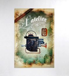 L'Atelier is a workshop, which takes place every year during the International Short Film Festival in Clermont-Ferrand - Fred Dauzat