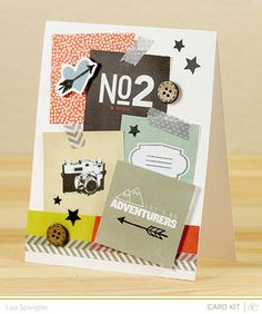 Filtering by Card | Scrapbooking Kits, Paper & Supplies, Ideas & More at StudioCalico.com!