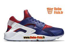 los angeles e0a50 55df6 Nike Air Huarache Run Premium London City Pack Chaussures Nike Basketball  Pas…