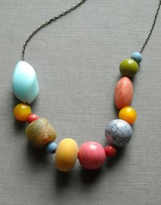 Candy Comet Necklace.