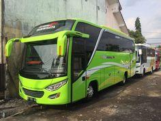 sewa bus jogja / yogyakarta jet bus MHD Seat 33