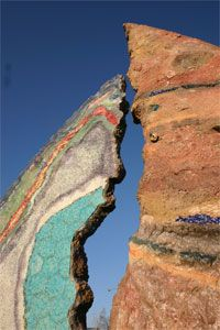 Public Art is alive in Aurora, Colorado.  Gemstone by Tom and Jean Latka.  #aurora #publicart https://www.auroragov.org/cs/groups/public/documents/digitalmedia/009099.jpg