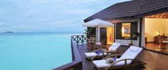 Paradise is yours at Robinson Club Maldives | Abode Paradise - Maldives
