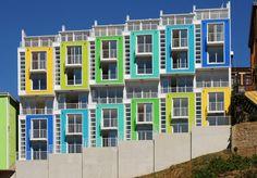 Projeto: Rearquitectura - Lofts Yungay 2 (Chile) - Casa e Decoração - UOL Mulher