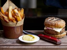 Lamb Burgers And Chunky Potato Wedges Recipes — Dishmaps