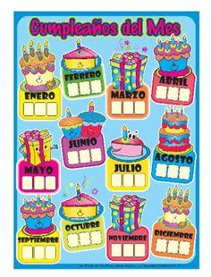 cartel de cumpleaños:                                                       …