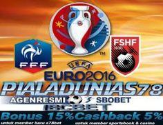 Prediksi Skor Bola Prancis vs Albania 16 Juni 2016