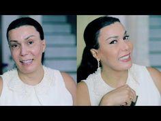 Maquiagem com Contorno Usando Produtos Nacionais Para Mulheres Madura - Canal da Joaninha - YouTube