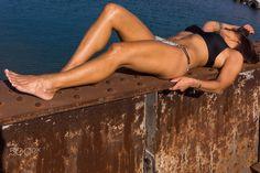 Fashion Swimwear - Fitness model &Personnal trainer:Irini K.