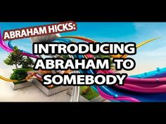 ▶ Abraham Hicks - really good review about going general