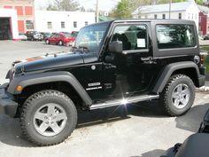 black jeep wrangler - Google Search