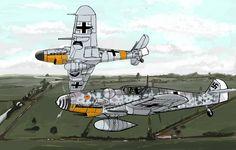 Luftwaffe eagles by Bidass on DeviantArt