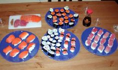 How To Make Sushi recipe