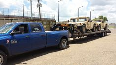 #36 Coupla more Humvees!  Frome Rio Grande City, TX to Fort Dix, NJ