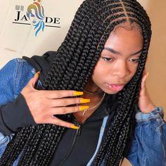 72 Best Feed In Braid Images Black Hair Braids African Braids