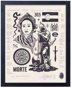 Mike Giant 'Morte'