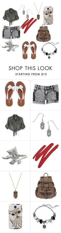 """""""Athena Child -Casual day at CHB/Going on a Quest"""" by xfandomoutfitsx ❤ liked on Polyvore featuring London Rebel, Chicnova Fashion, Accessorize, Bridge Jewelry, NARS Cosmetics and Wilsons Leather"""