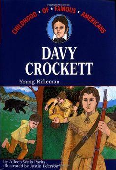 Davy Crockett: Young Rifleman (Childhood of Famous Americans Series), http://www.amazon.com/dp/002041840X/ref=cm_sw_r_pi_awd_q0qasb0CY27T4