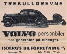 Volvo Pole Star, Volvo Cars, Print Ads, Scandinavian Design, Industrial Design, Planes, Trains, Boats, Retro Vintage