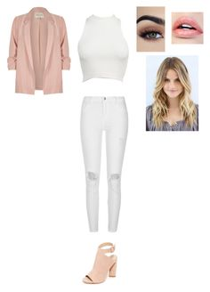 """""""Sem título #120"""" by nath-nessie on Polyvore featuring beleza, River Island e Kendall + Kylie"""