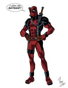 #Deadpool #Fan #Art. (Deadpool) By: Phil-cho. [THANK U 4 PINNING!!]
