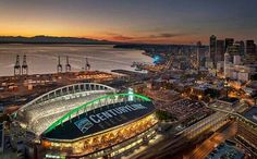 Seahawks home...Best stadium on the planet!!