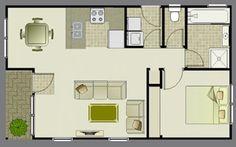 Granny Flat On Pinterest Floor Plans Cottage House