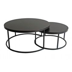 Ensure a timeless living room aesthetic, designed to withstand trends as they come and go, with the Chloe Coffee Table, Black (Set of from CAFE Lighting & Living. X Coffee Table, Design Your Life, Dream Apartment, Small Tables, Art Deco Design, Living Room Inspiration, Living Room Furniture, Cafe Lighting, Home Decor