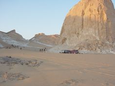 The Western Desert of Egypt! A Magical Experience!