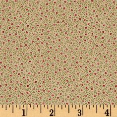 From Kaufman Fabrics, this lightweight cotton shirting fabric is very similar to a quilting cotton. This fabric is great for button down shirts and dresses. It can also be used for quilting projects. Colors include tan, red, and green.