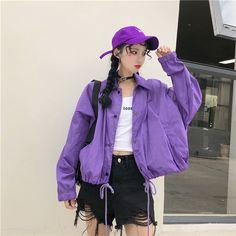 ✔ Fashion Teenage Summer Modest - - ✔ Fashion Teenage Summer Modest Source by Lila Outfits, Purple Outfits, Korean Outfits, Trendy Outfits, Cute Outfits, Korean Street Fashion, Asian Fashion, Kids Fashion, Aesthetic Fashion