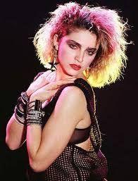 anos 80 - Madonna