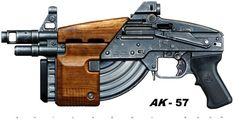 Survival Tips and Guides Steampunk Weapons, Sci Fi Weapons, Weapon Concept Art, Weapons Guns, Guns And Ammo, Zombie Weapons, Rifles, Homemade Weapons, Future Weapons