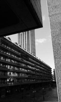 Barbican Estate, London, 2015
