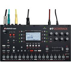 This Electron octatrack is best for recording sound whether you are a DJ, a producer or even a performer. Check at    http://www.musiciansfriend.com/keyboards-midi/elektron-octatrack-dps1-sampler