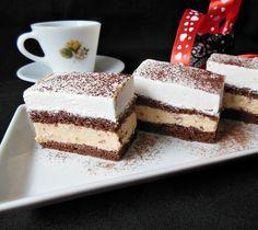 Hungarian Cake, Hungarian Recipes, Hungarian Food, Creme Caramel, Cooking Recipes, Healthy Recipes, Healthy Food, Coffee Art, Homemade Cakes