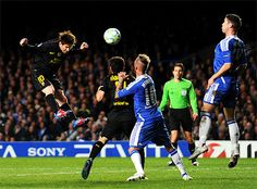 Messi vs Chelsea FC - semi Champions League 2012