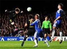 Messi vs Chelsea FC - semi Champions League 2012