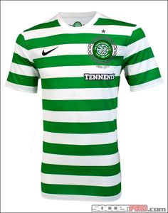 Nike Celtic Home Jersey 2012-2013...$76.49