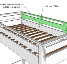 Deciding to Buy a Loft Space Bed (Bunk Beds). – Bunk Beds for Kids Loft Bed Desk, Build A Loft Bed, Bunk Bed Ladder, Loft Bed Plans, Loft Bed Frame, Loft Plan, Bunk Beds With Stairs, Kids Bunk Beds, Loft Beds