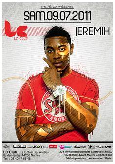 Jeremih by THE REZO